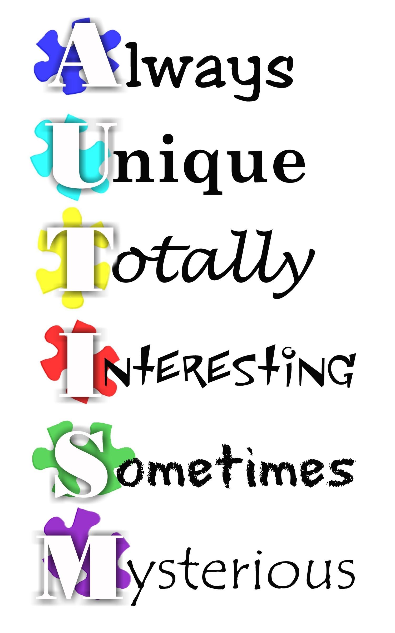 autism acronym