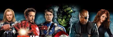 Avengers, heroes