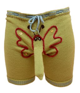 Full-coverage Butterfly Shorts