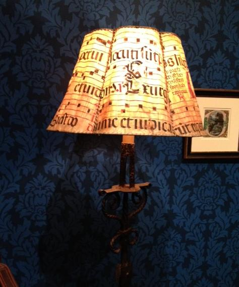 For example, I so want this floor lamp in my office...