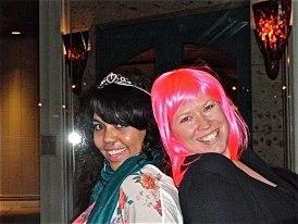 Pink Wig - JennyandLena