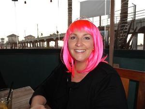 Pink Wig - Tameri