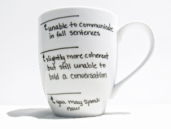 My New Coffee Mug - Etsy