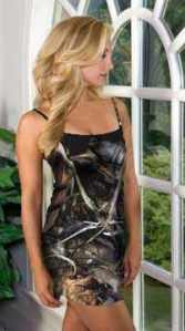 "$50 ""Feel Pretty"" Camo lingerie from RealTree.com"