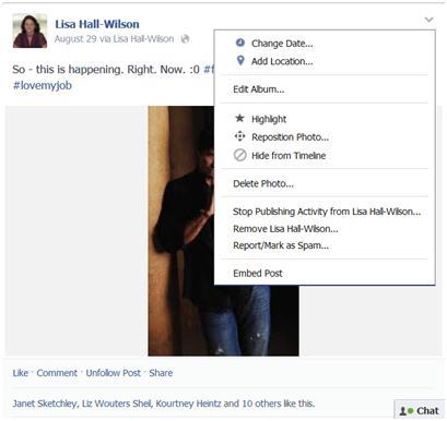Facebook - Embed