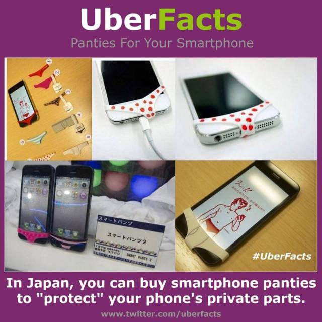 Smartphone Undies