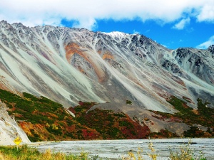 Photo Credit: Becca Puglisi, Rainbow Mountains ~ What makes you reach for the sky?
