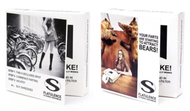Shreddies Gift boxes