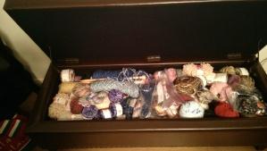 Yarn - Hoarding