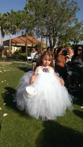 Babykins Flower Girl