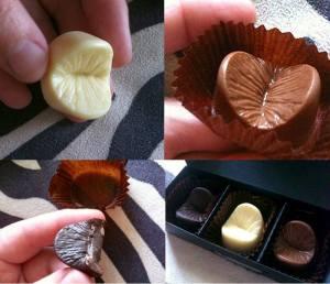 Chocolate Bums